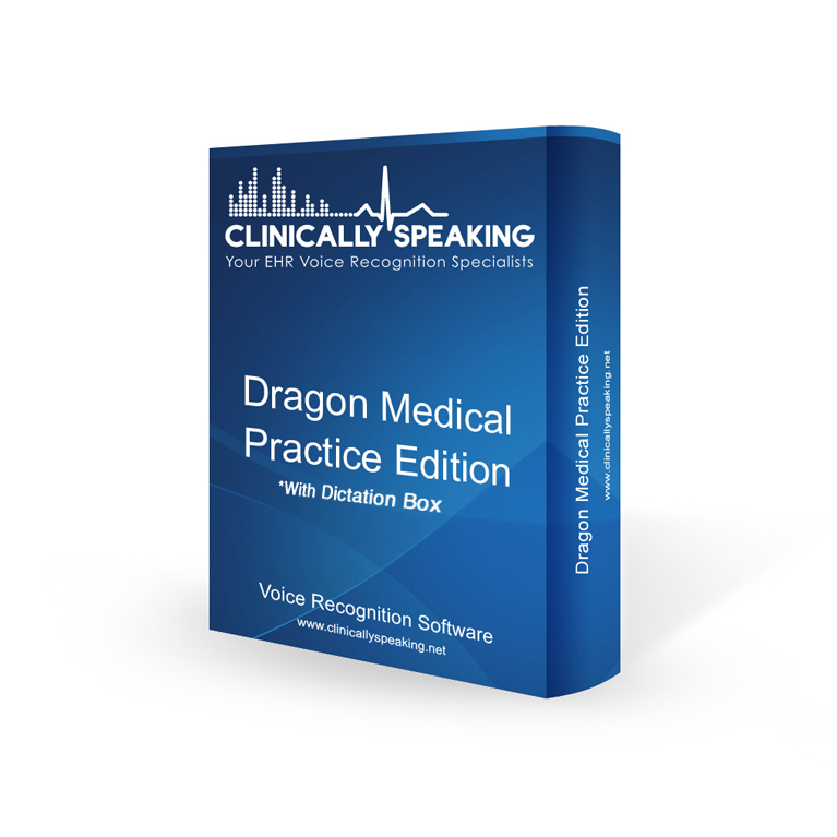 Dragon Medical Practice Edition