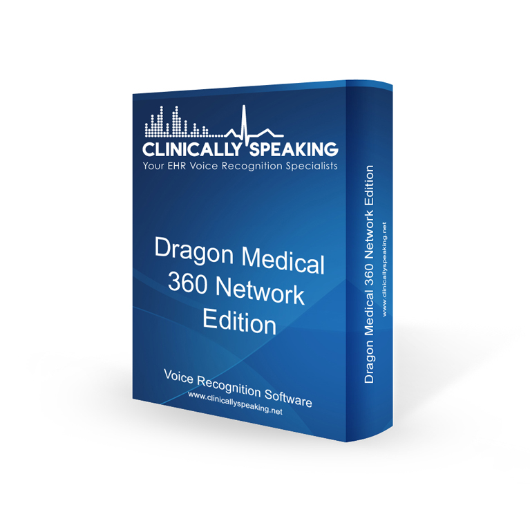 dragon medical 360 network